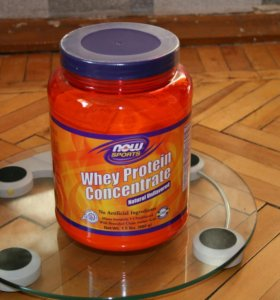 Protein whey concentrate