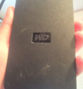 Внешний диск WD 320gb