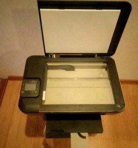 МФУ, принтер HP DeskJet Ink Advantage 3515