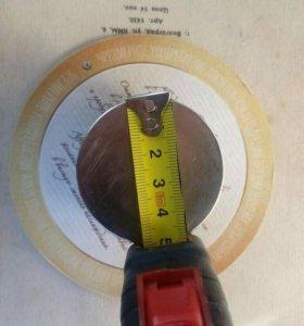 Неодимовый магнит 45мм -30мм