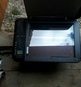 Принтер сканер на запчаси