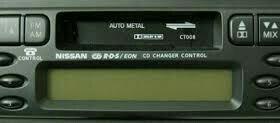 Оригинальная манитола Nissan Clarion PN-1675D