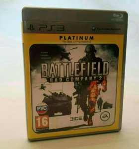 Игры для sony PS3 BF Bad Company