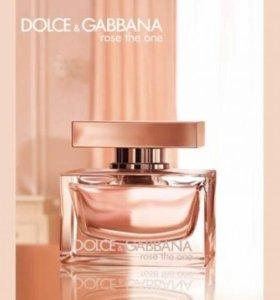 Rose the one dolce&gabbana🌺