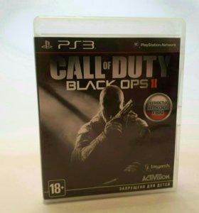Игры для sony PS3 COD Black Ops 2