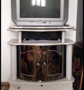 Телевизор , подставка