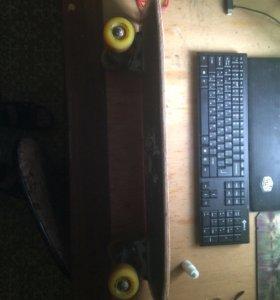 Скейт атлант 678