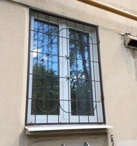 Недорогие решетки на окна