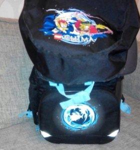 Рюкзак детский ортопедический Lego Chima
