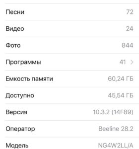 iPhone 6 64 чёрный