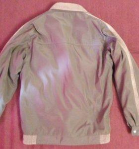 Куртка демисезонная48-50
