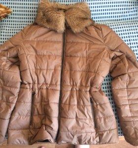 Colin's куртка.