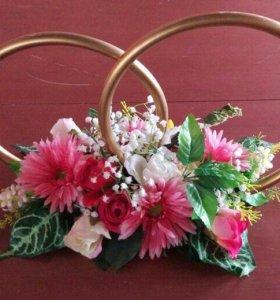 Цветы на свадьбу, торжества