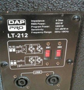 Пассивная акустическая система LT-212 900W