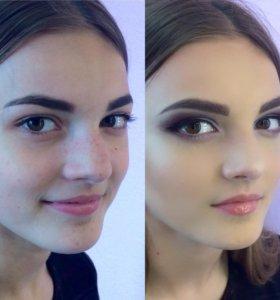 Все виды макияжа