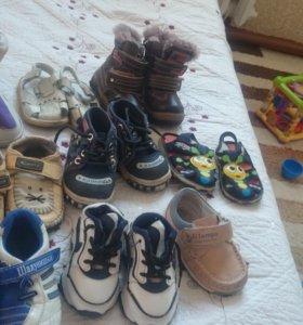 Детская обувь(всё), торг