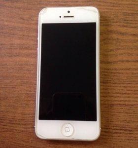 iPhone 5, 16 gb