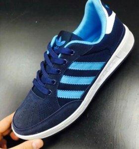 кеды мужские Adidas новые в наличии 43 и 45