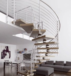 Ноу хау лестница