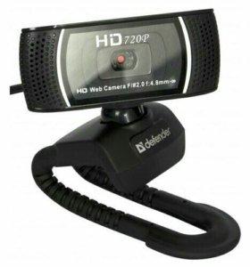 Вебкамера Defender G-lens 2597 HD720p