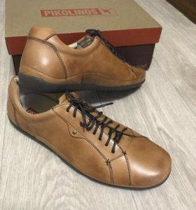 Ботинки мужские Pikolinos