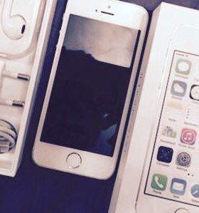 Продаётся новый iPhone 5s 16GB