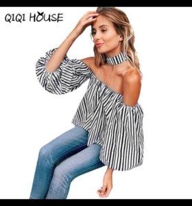Новая крутая блуза, S