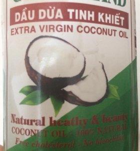 Масло кокосовое 100%