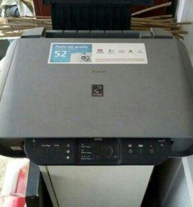 Принтер рабочий. Сканер и фото печать