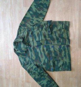 Новая комуфляжная куртка