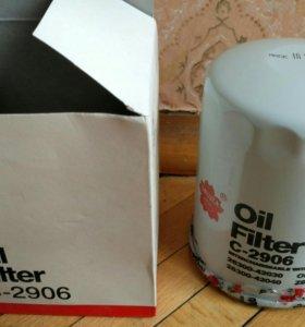 Фильтр масляный Porter II, Sorento