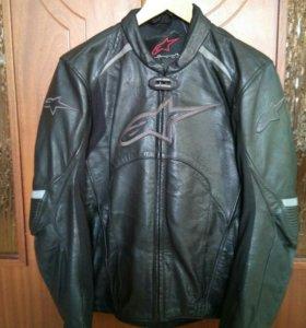 Куртка Alpinestars Avant Perforated Leather