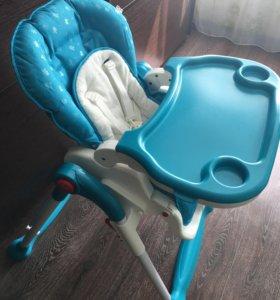 Детские стул-трансформатор 3в одном
