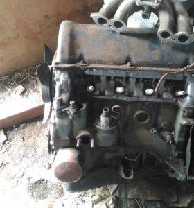 Кпп двигатель ваз 2101 классика
