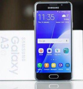 Samsung a3 состояние отличное