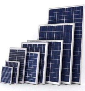 Солнечные батареи КЧР