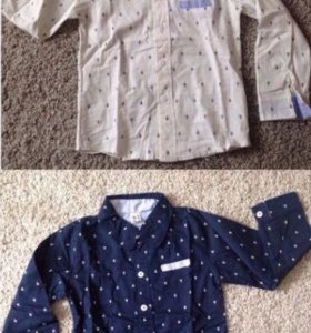 Рубашка новая для мальчика