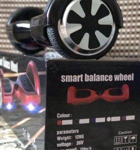 Гироскутер smart balance wheel + селфи палка