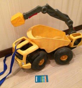 Машина для песочницы