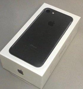 iPhone 7 ( чёрный, матовый )