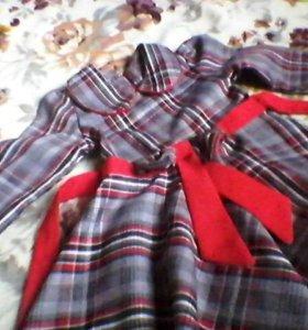 Платье на 2-3 года.
