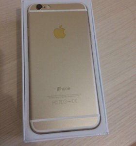 iPhone 6 gold 🔥