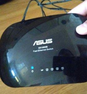 Коммутатор Asus
