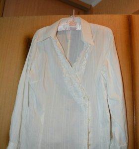 Блуза женская, хлопок, р. 46-48