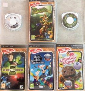Игры для консоли PlayStation Portable (PSP)