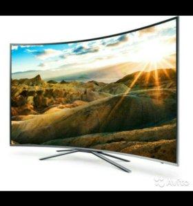 Новый Samsung UE43KU6505 4kHDR SmartTV UltraHD LED