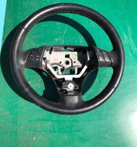 Руль Mazda 6 GG 02-07г. Original.