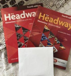 New headway учебник и рабочая тетрадь