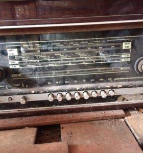 Радио приёмник урал 112