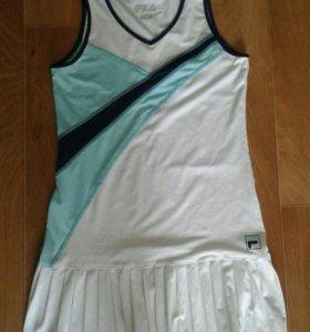 Спортивное платье Fila на девочку